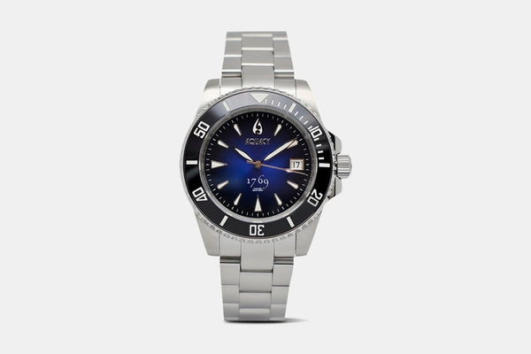 Aquacy Hei Matau 1769 300M Automatic Dive Watch