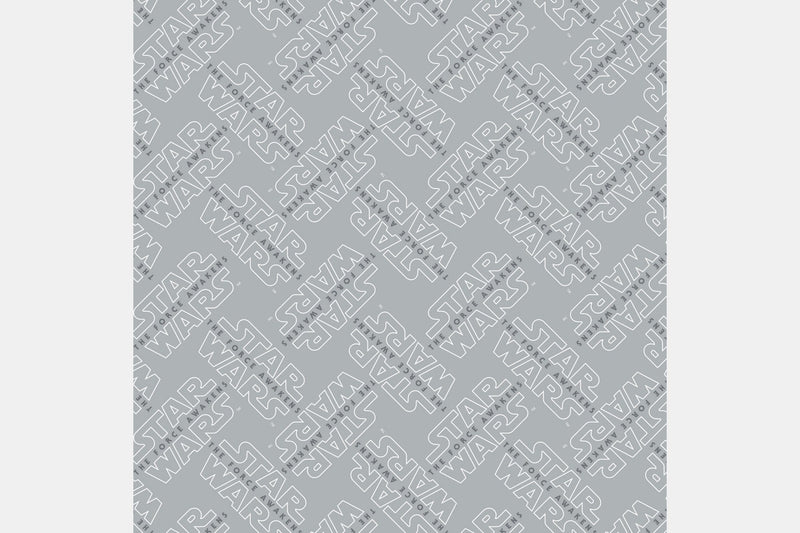 Logo - Gray / 1 Yard