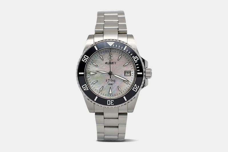 Aquacy Hei Matau Automatic ETA 300M Dive Watch