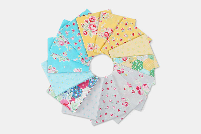 Flower Sugar Fat Quarter Bundle