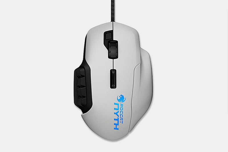 Nyth Modular Mmo Gaming Mouse - White
