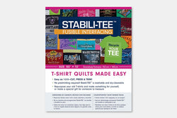 Stabili-Tee Fusible Interfacing Pack