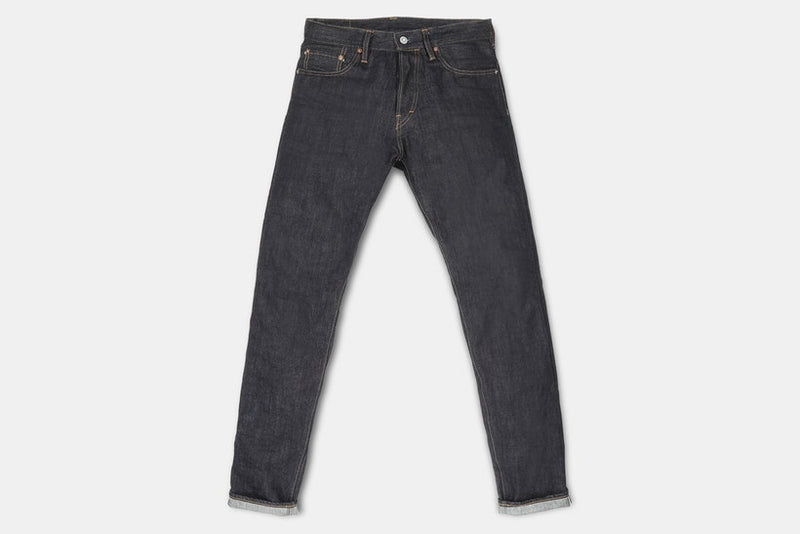 Drop Ibara Slim Rinse Denim
