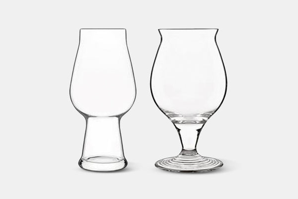 Luigi Bormioli Birrateque Beer Glasses (Set of 2)