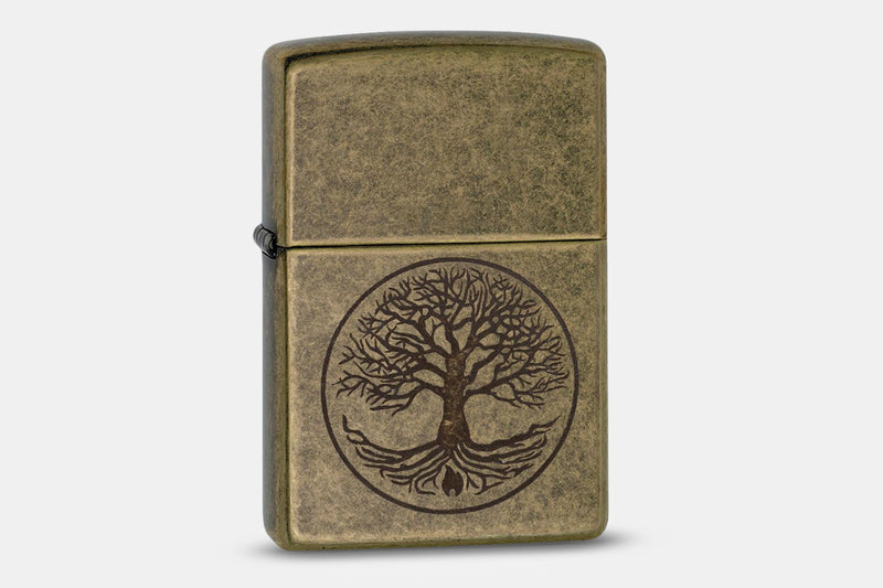 Zippo Lighters: The Great Outdoors