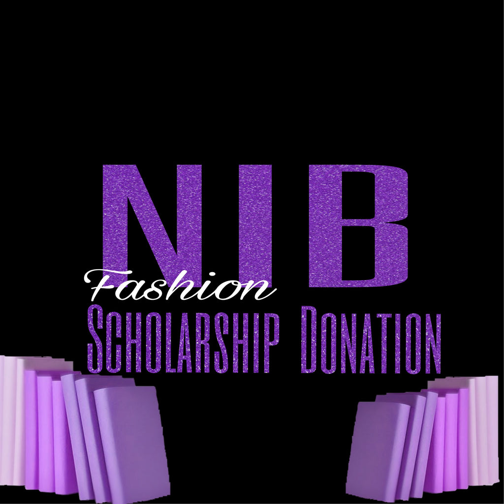Nib Fashion Scholarship Donation