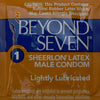 Beyond Seven | Sheerlon - theCondomReview.com
