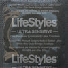 LifeStyles | Ultra Sensitive - theCondomReview.com