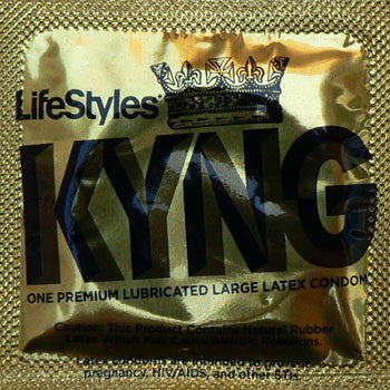 LifeStyles | KYNG Large - theCondomReview.com