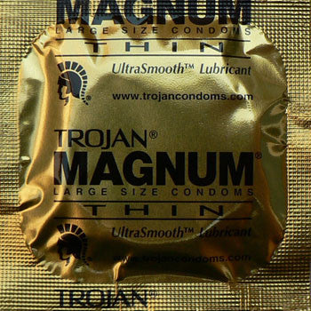 TROJAN | Magnum Thin - theCondomReview.com