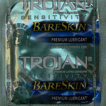 TROJAN | BareSkin Condoms | Ultrathin Condoms | Thinnest TROJAN