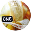 ONE | Flavor Waves: Banana Split - theCondomReview.com
