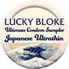 Lucky Bloke | Ultimate Japanese ULTRATHIN Sampler - theCondomReview.com