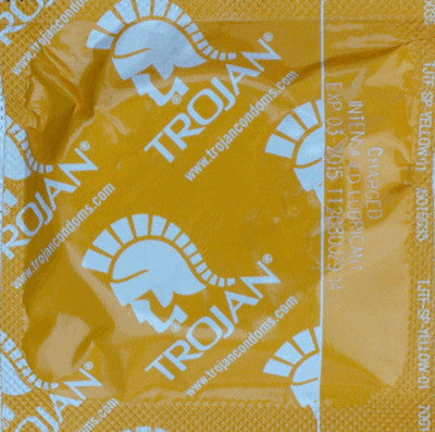 TROJAN | Charged - theCondomReview.com