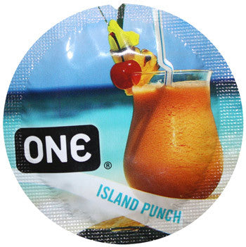 ONE | Flavor Waves: Island Punch - theCondomReview.com