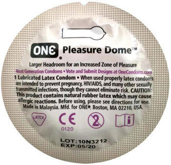 ONE | Pleasure Dome
