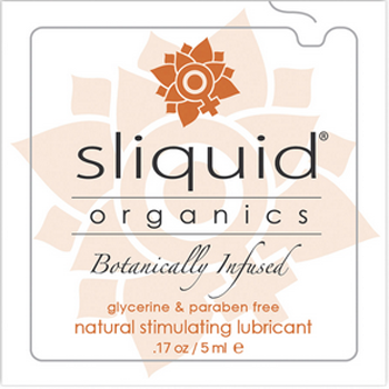 Sliquid Organics | Sensation - theCondomReview.com