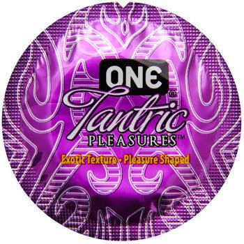 ONE | Tantric Pleasures - theCondomReview.com