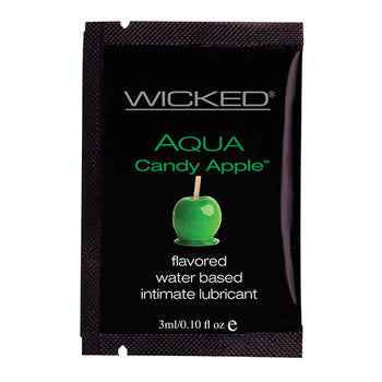 Wicked Aqua | Candy Apple