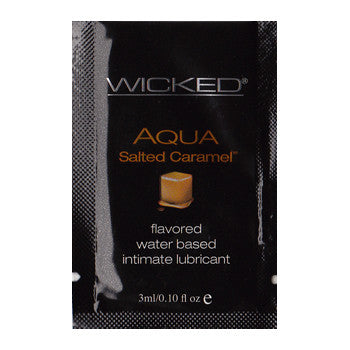 Wicked Aqua | Salted Caramel