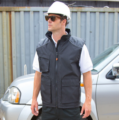 Embroidered Work-Guard Vostex Bodywarmer