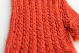 Coral : Lalland 100% Scottish Lambswool