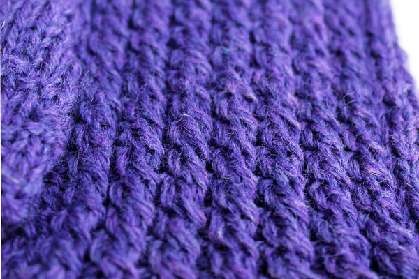 Amethyst : Lalland 100% Scottish Lambswool