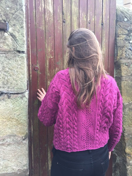 Islay Jacket : Pattern