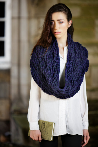 Brooklyn Snood : Pattern