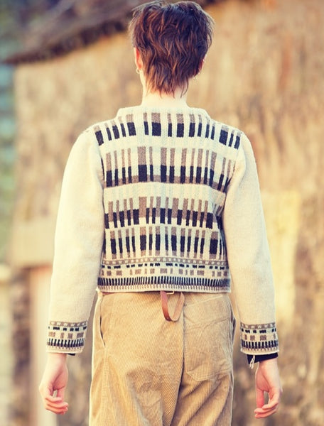 Coda Jacket : Pattern