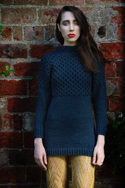 Central Park Gansey : The Perfect Woollen Sweater