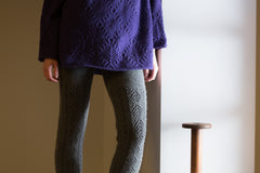 Rua Footless Tights : Pattern