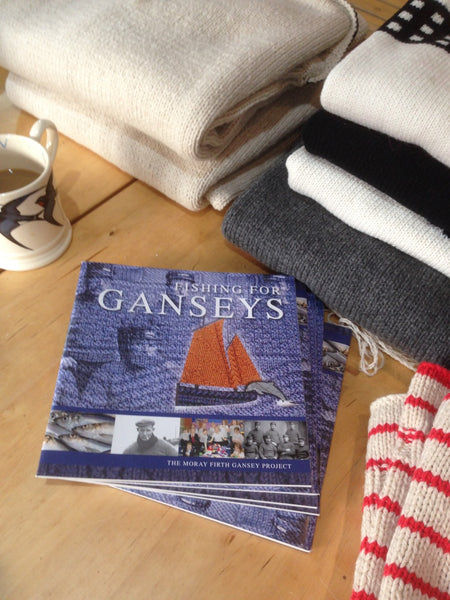 Stocking Filler - Fishing For Ganseys