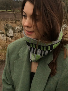 Coda Cowl / Snood : Pattern
