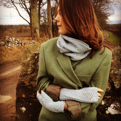 Argyll Cowl / Snood : Pattern