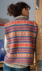 Lyra Fair Isle Slipover : Pattern