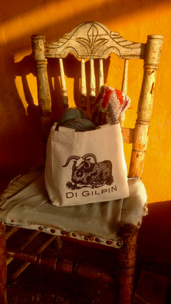 A Di Gilpin Project Bag