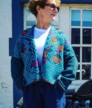 Shoowa Jacket : Pattern