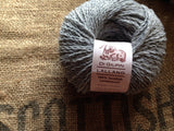 Silver Birch : Lalland DK 100% Lambswool Spun in Scotland