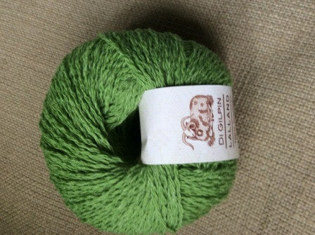 Spring Shoots : Lalland DK 100% Lambswool Spun in Scotland