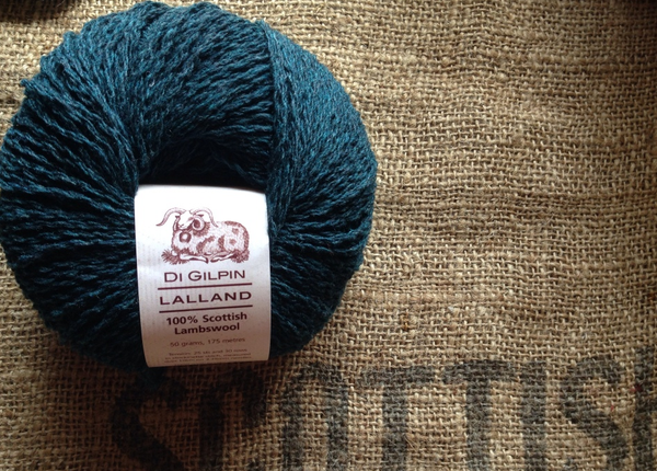 Storm Petrel : Lalland 100% Scottish Lambswool