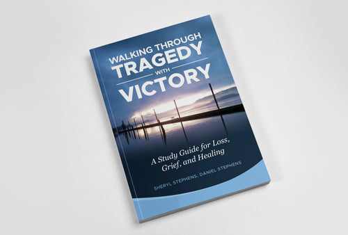 Walking Through Tragedy With Victory Workbook