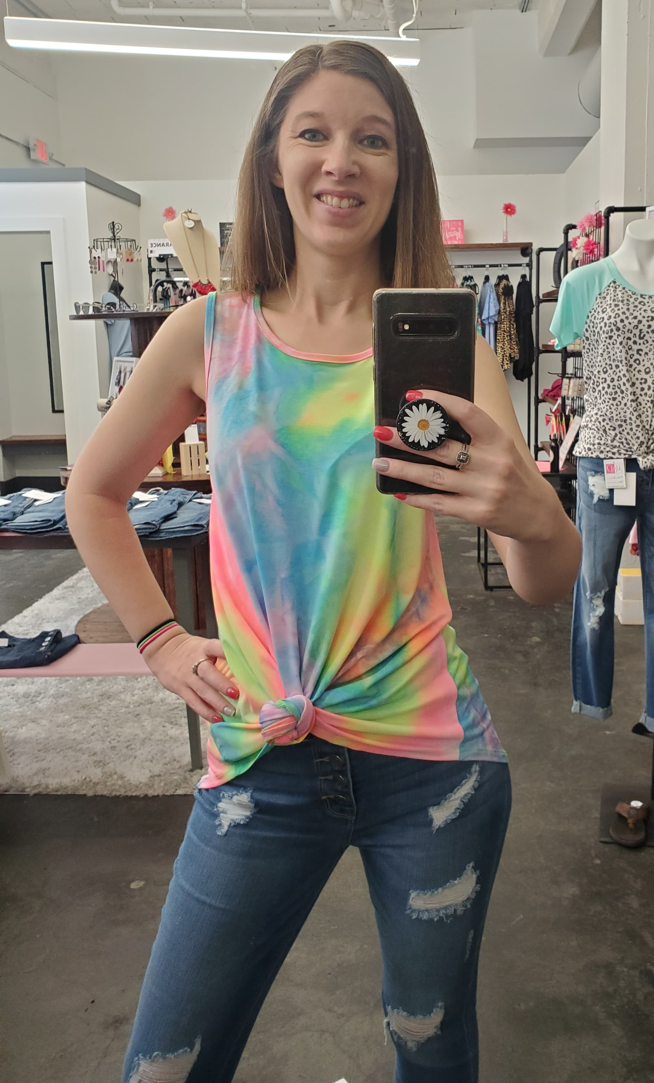 Summer Vibes Tank Top