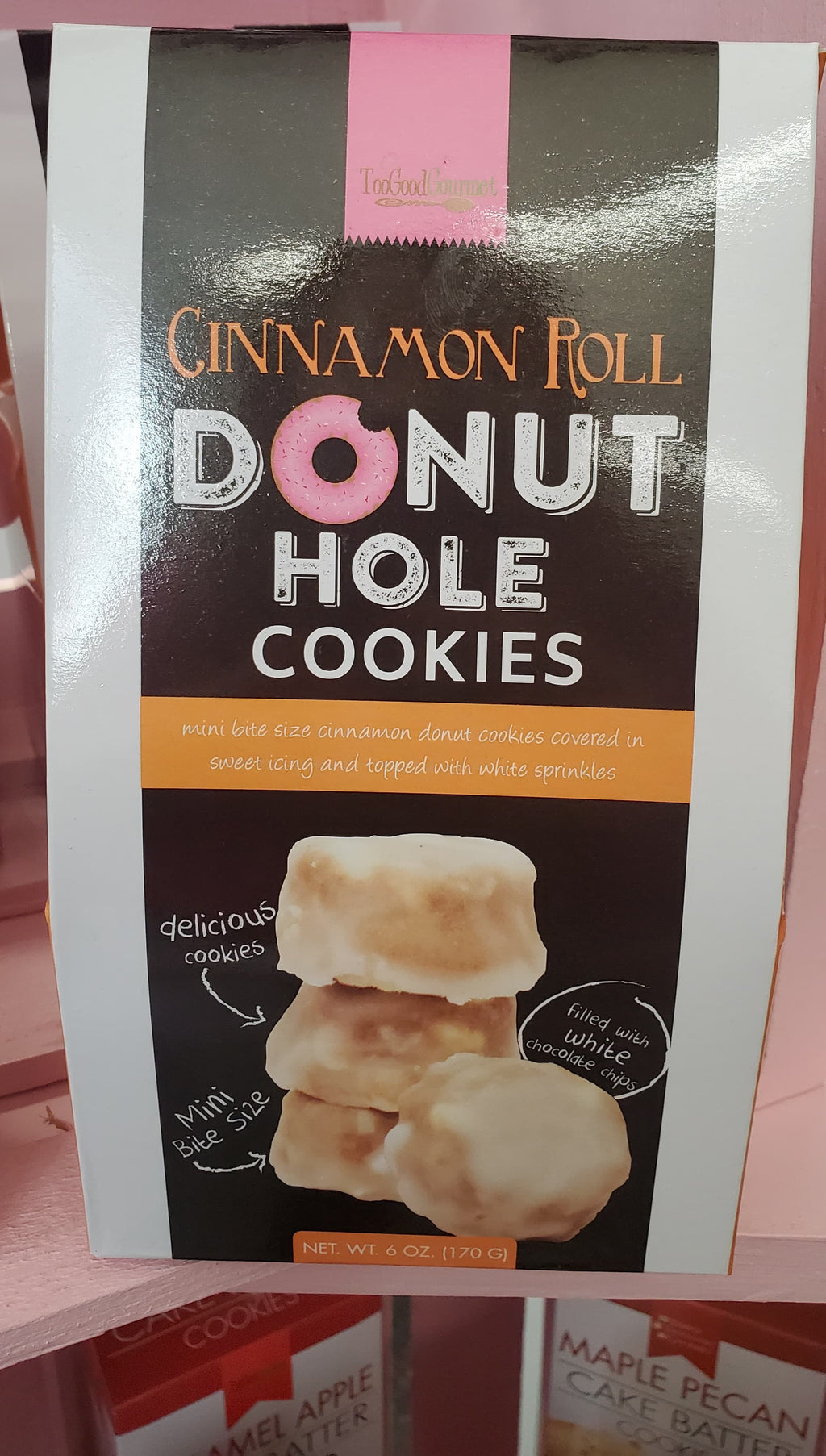 Donut Hole Cookies