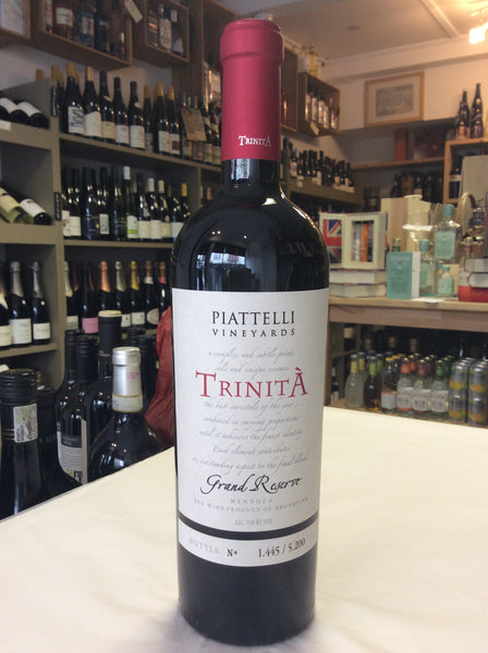 Piattelli Vineyards Grand Reserve Trinita, Mendoza