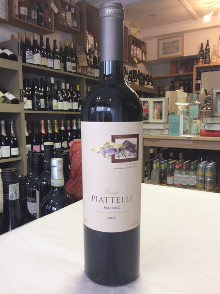 Piattelli Vineyards Grand Reserve Mendoza Malbec