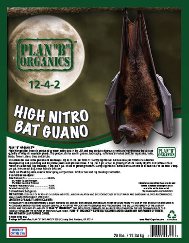 High Nitro Bat Guano 12-4-2