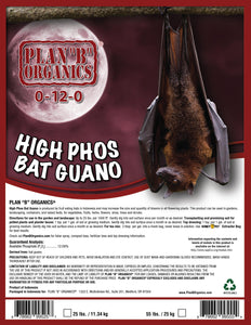 High Phos Bat Guano 0-12-0