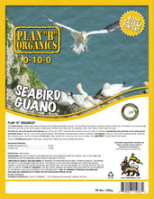 Load image into Gallery viewer, Seabird Guano 0-10-0