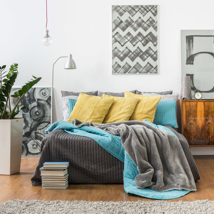 Make Your Bedroom More Inviting in 5 Simple Steps